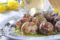 Snailswith garlic